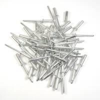 Bralo Blindniete Standard 5,0 x 16,0 mm Alu/Stahl 250 Stk. Packung