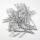 Bralo Blindniete Standard 5,0 x 25,0 mm Alu/Stahl 200 Stk. Packung