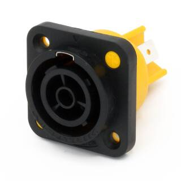 Neutrik NAC 3 FPX - powerCON TRUE1 Einbaubuchse Power OUT