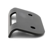 Penn Elcom Black Edition L0926/90K - Schließhaken 90° mit Schlitz schwarz