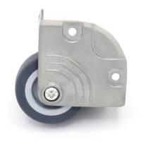 Penn Elcom W8255 - Eckeinbaurolle mit 50 mm Rad grau