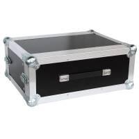 4 HE Rack Case 19 Zoll Rack ECO 30 PVC schwarz