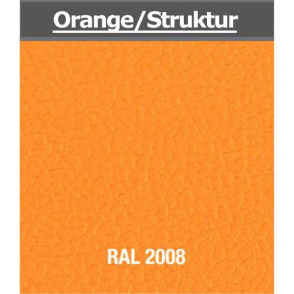 4 HE Rack Case 19 Zoll Rack ECO 30 orange