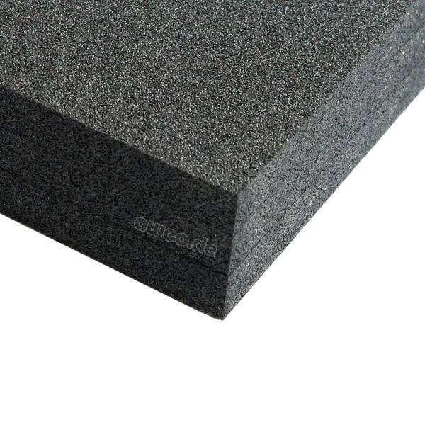 Penn Elcom POLYBloc Schaumstoff 40 mm schwarz 100 x 60 cm