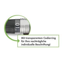 HICON HI-X3CF-V - XLR-Kupplung 3-pol female