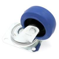 Flightcase Lenkrolle 80 mm Blue Wheel 130 kg
