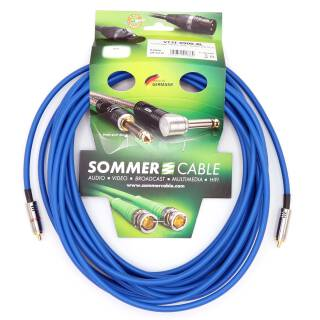 Sommer Cable SC-Vector S/PDIF 75 Ohm Koaxialkabel Cinch /...