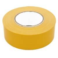 Gaffa Tape 372 G - Gewebe Klebeband gelb 50 m Rolle