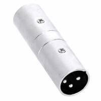 Adam Hall 7861 Audio-Adapter XLR male auf XLR male