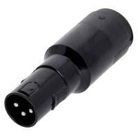 Adam Hall 7864 Adapter Lautsprecherverbinder 4-Pol auf...