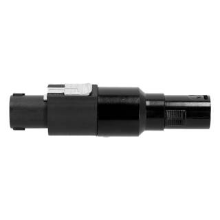 Adam Hall 7866 Adapter Lautsprecherverbinder 4-Pol auf XLR male