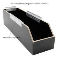 aweo STA-KU S - Stapelkufen für L-BOX S Lagerbox klein