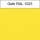 """6 HE Rack Case 19"""" Double Door Rack 30 CM gelb (RAL 1023) RSH"""