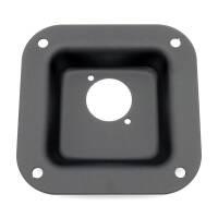 Adam Hall 87081 BLK Boxen Einbauplatte quadratisch Einzel...