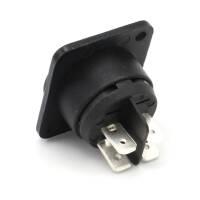 D-Typ Switch 2-polig on/off Schalter 250V für D-Norm...