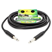Sommer Cable SC-SPIRIT Instrumentenkabel schwarz 6,35 mm...