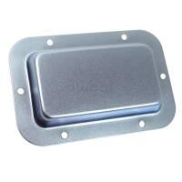 Adam Hall 8705 Boxen Einbauplatte ungestanzt verzinkt