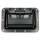 Adam Hall 34082 BLK Klappgriff mittel schwarz gefedert in 8 mm Einbauschale