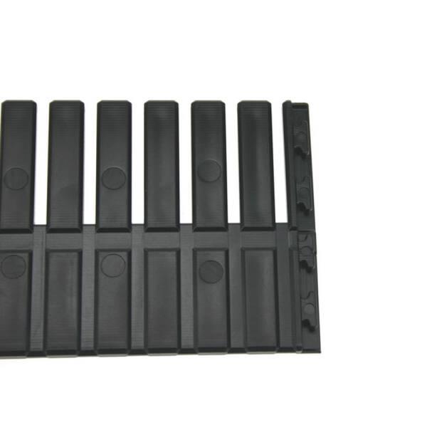Adam Hall 87402 T Universal Trennsystem Fur Rackschubladen 2 H
