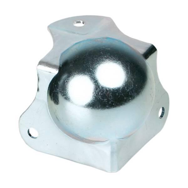 Adam Hall 41262 - Kugelecke mittel mit integrierter L-Ecke 42,5 mm gekröpft