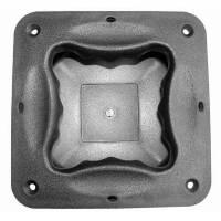 Adam Hall 3403 Boxengriff Griffschale Kunststoff 155 x...