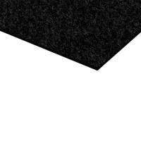 Adam Hall 0175 SA Filzbezug schwarz selbstklebend 150 cm...