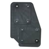 Adam Hall 38085 R Rollen Montageplatte rechts für...