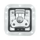 Adam Hall 17280 - V4 Automatik Butterfly Verschluss mittel ungekröpft 14 mm tief