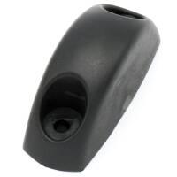 Adam Hall 4946 - Plastikfuß 73 x 28 x 29 mm schwarz
