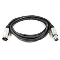 10 m Mikrofonkabel XLR male / XLR female