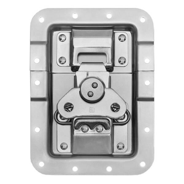 Adam Hall 172511COMP - V3 Automatik Butterfly Verschluss groß gekröpft 14 mm tief
