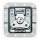 Adam Hall 172531 - V3 Automatik Butterfly Verschluss kurz gekröpft 14 mm tief