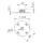 Adam Hall SM 720 - Boxenflansch Einbauflansch mit M20 Gewinde