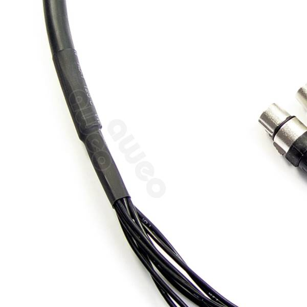 5 m Multicore Kabel 8 x XLR male auf 8 x XLR female Adam Hall K3 L8 MF 0500