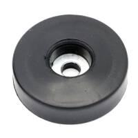 Adam Hall 4906 - Gummifuß 38 x 10 mm mit Stahleinlage