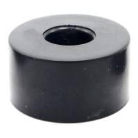Adam Hall 4909 Gummifuß 38 x 20 mm mit Stahlscheibe