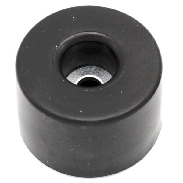 Adam Hall 4911 Gummifuß 38 x 25 mm mit Stahlscheibe