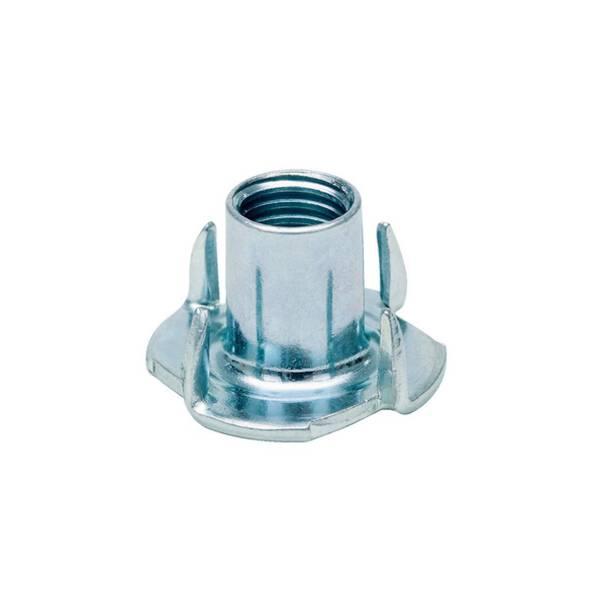 Würth Einschlagmutter M5 x 8 mm Stahl verzinkt