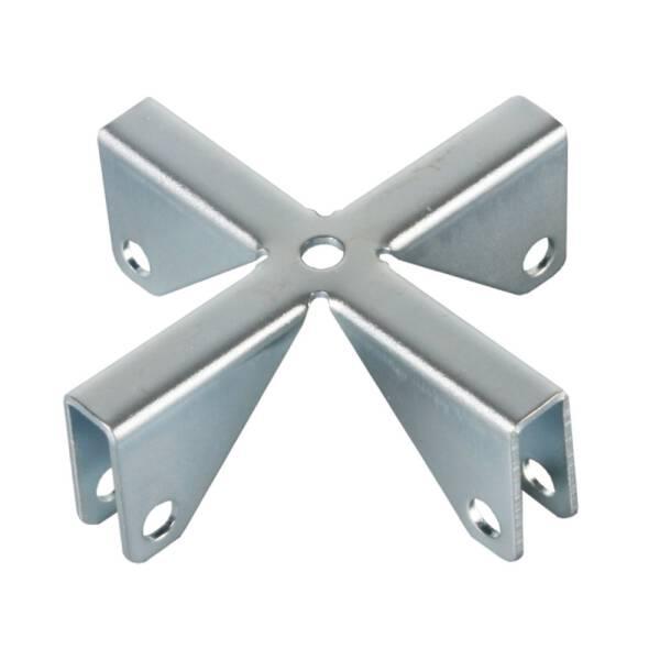 Adam Hall 4271 - Stabilisierungskreuz 6,7 mm für Trennwände