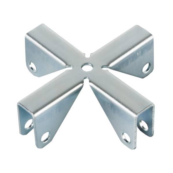 Adam Hall 4291 - Stabilisierungskreuz 9,2 mm für Trennwände