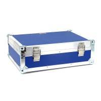 Aktenkoffer Zubehörcase 7 mm Birkenmultiplex blau