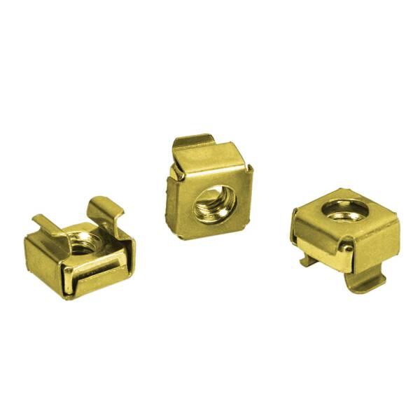 Adam Hall 5653 - Käfigmutter M6 für 2 mm Materialstärke