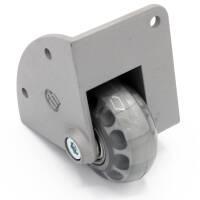 Adam Hall 37600 S - Eckeinbaurolle 48 mm in...