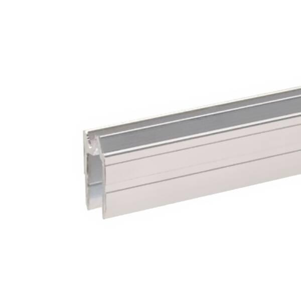 Adam Hall 6102 Aluminium Hybrid Schließprofil Einschub 7 mm
