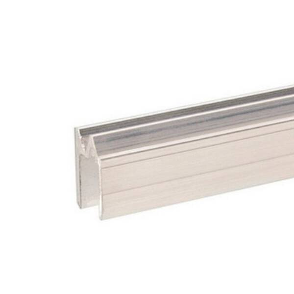 Adam Hall 6103 Aluminium Hybrid Schließprofil Einschub 9,5 mm