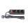Adam Hall 8747 S 3 - Steckdosenleiste 3-fach mit Schalter