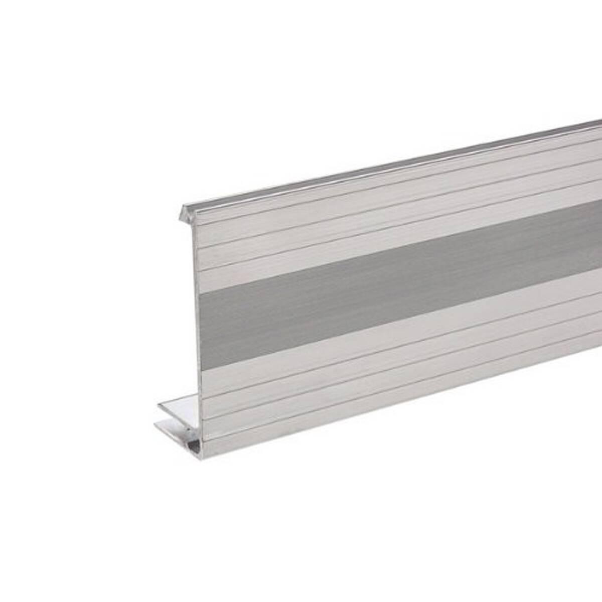 adam hall 6112 aluminium bodenrahmen 80 mm 7 mm einschub. Black Bedroom Furniture Sets. Home Design Ideas