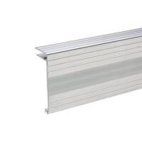 Adam Hall 6114 Aluminium Deckelrahmen 76 mm Einschub 7 mm