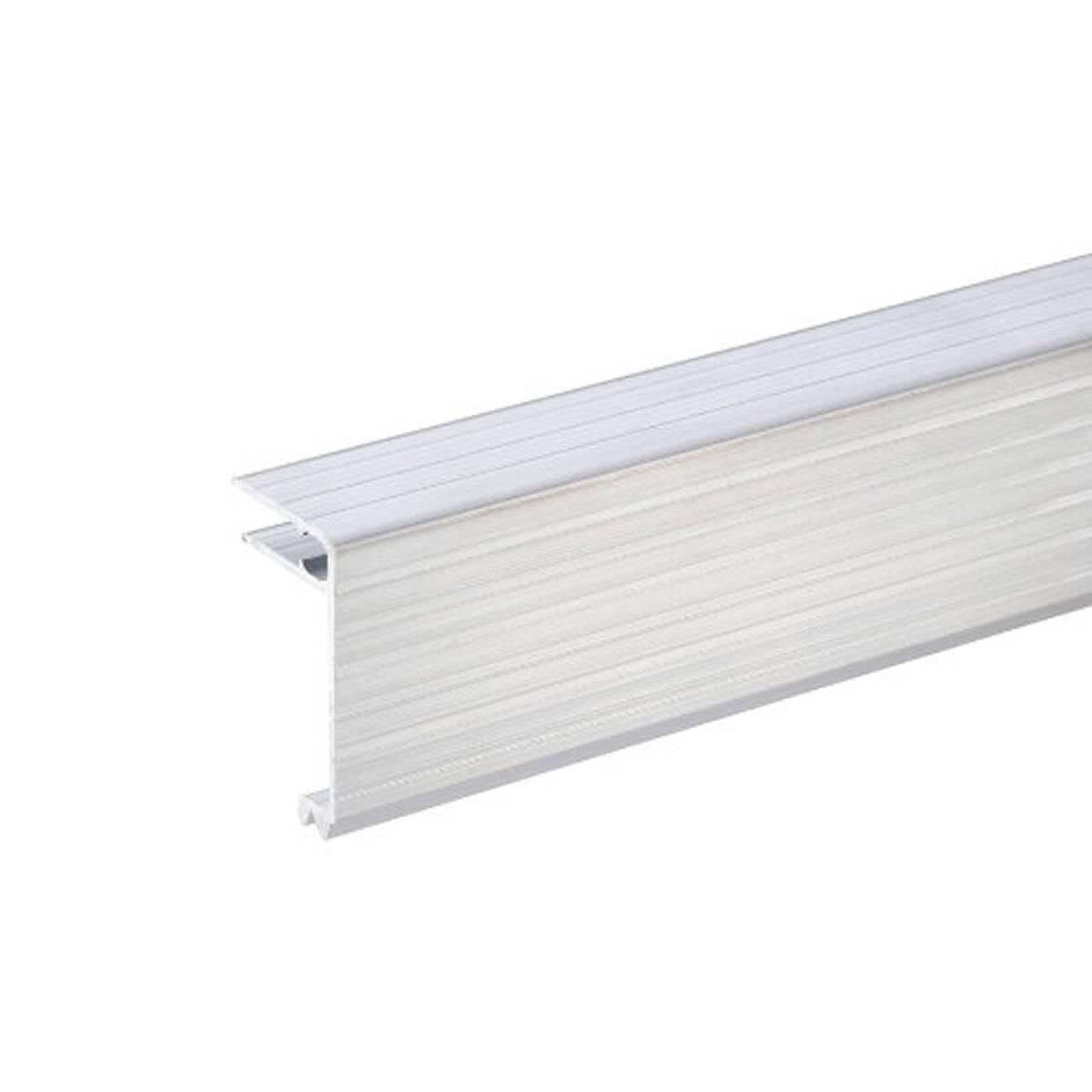 adam hall 6116 aluminium deckelrahmen 48 mm 7 mm einschub. Black Bedroom Furniture Sets. Home Design Ideas