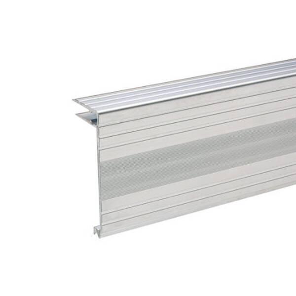 2 m Adam Hall 6114 Aluminium Deckelrahmen 76 mm Einschub 7 mm